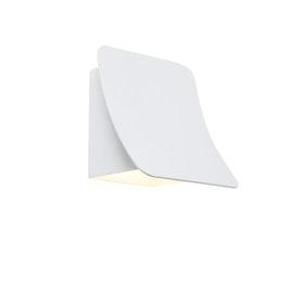 Belid Bend Utelampa LED Vit Struktur