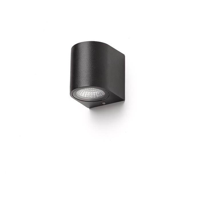 Rendl Zack I Utelampa Vägg LED