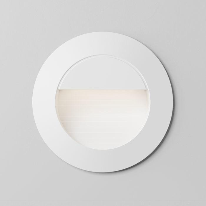 Rendl Marco infälld Vit Utelampa LED
