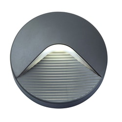 Rendl Reno R Utelampa Vägg LED Antracitgrå