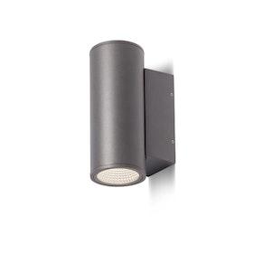 Rendl Mizzi II Utelampa Vägg LED
