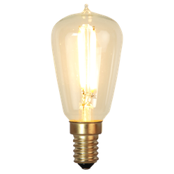 LED-Lampa E14 ST38 Soft Glow Dimmable 120lm 352-75