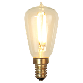 LED-Lampa E14 ST38 Soft Glow Dimmable 352-75