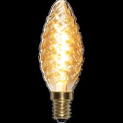 LED-Lampa E14 C35 Soft Glow 60lm 353-02-1