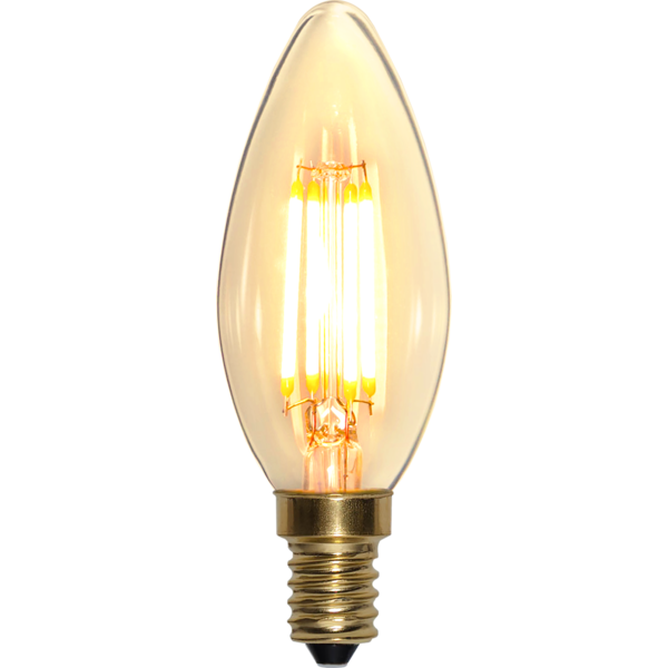 LED-Lampa E14 C35 Soft Glow Dimmable 353-05