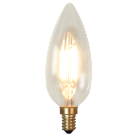 LED-Lampa E14 C45 Soft Glow Dimmable 338-81