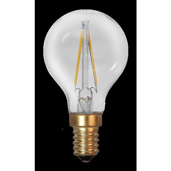LED-Lampa E14 P45 Soft Glow 353-11