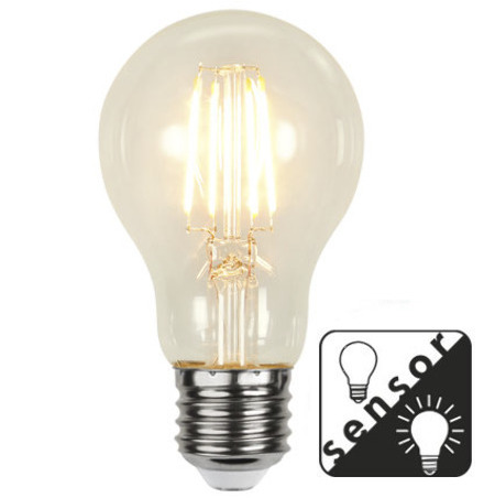LED-LAMPA E27 A60 Sensor Filament LED 353-20-5