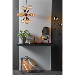 LED-Lampa E27 G125 Decoled 160lm 353-62