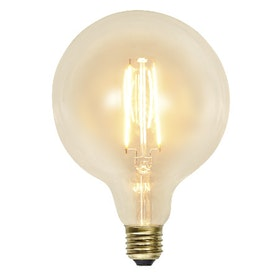 LED-Lampa E27 G125 Soft Glow 353-52