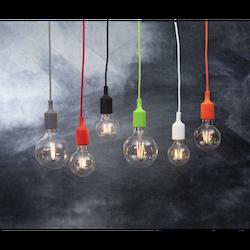 LED-Lampa E27 G125 Soft Glow 230lm 353-52