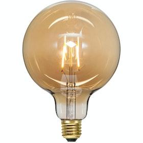 LED-Lampa E27 G125 Soft Glow 355-52