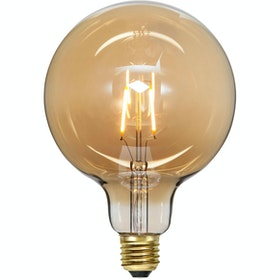 LED-Lampa E27 G125 Soft Glow 355-52