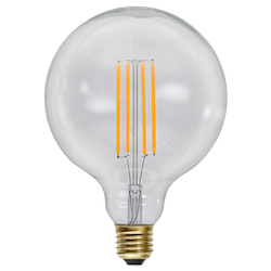 LED-Lampa E27 G125 Soft Glow Dimmable 320lm 352-54