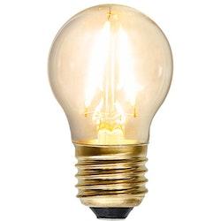 LED-Lampa E27 G45 Soft Glow 120lm 353-12
