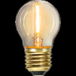 LED-Lampa E27 G45 Soft Glow 70lm 353-14
