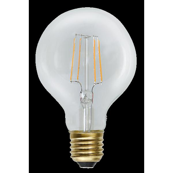 LED-Lampa E27 G80 SOFT GLOW 353-50