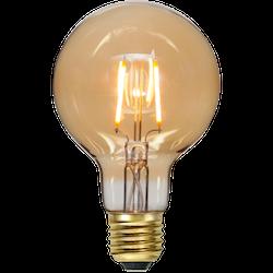 LED-Lampa E27 G80 Soft Glow 80lm 355-50