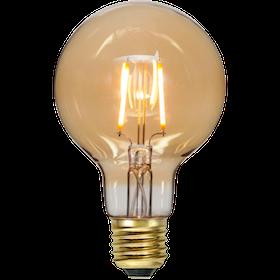 LED-Lampa E27 G80 Soft Glow 355-50