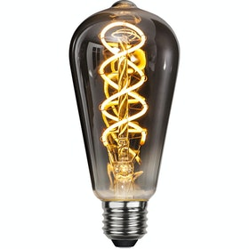 LED-Lampa E27 ST64 Flexifilament 354-63