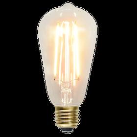 LED-Lampa E27 ST64 Soft Glow 353-70