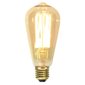 LED-Lampa E27 ST64 Vintage GOLD 354-70