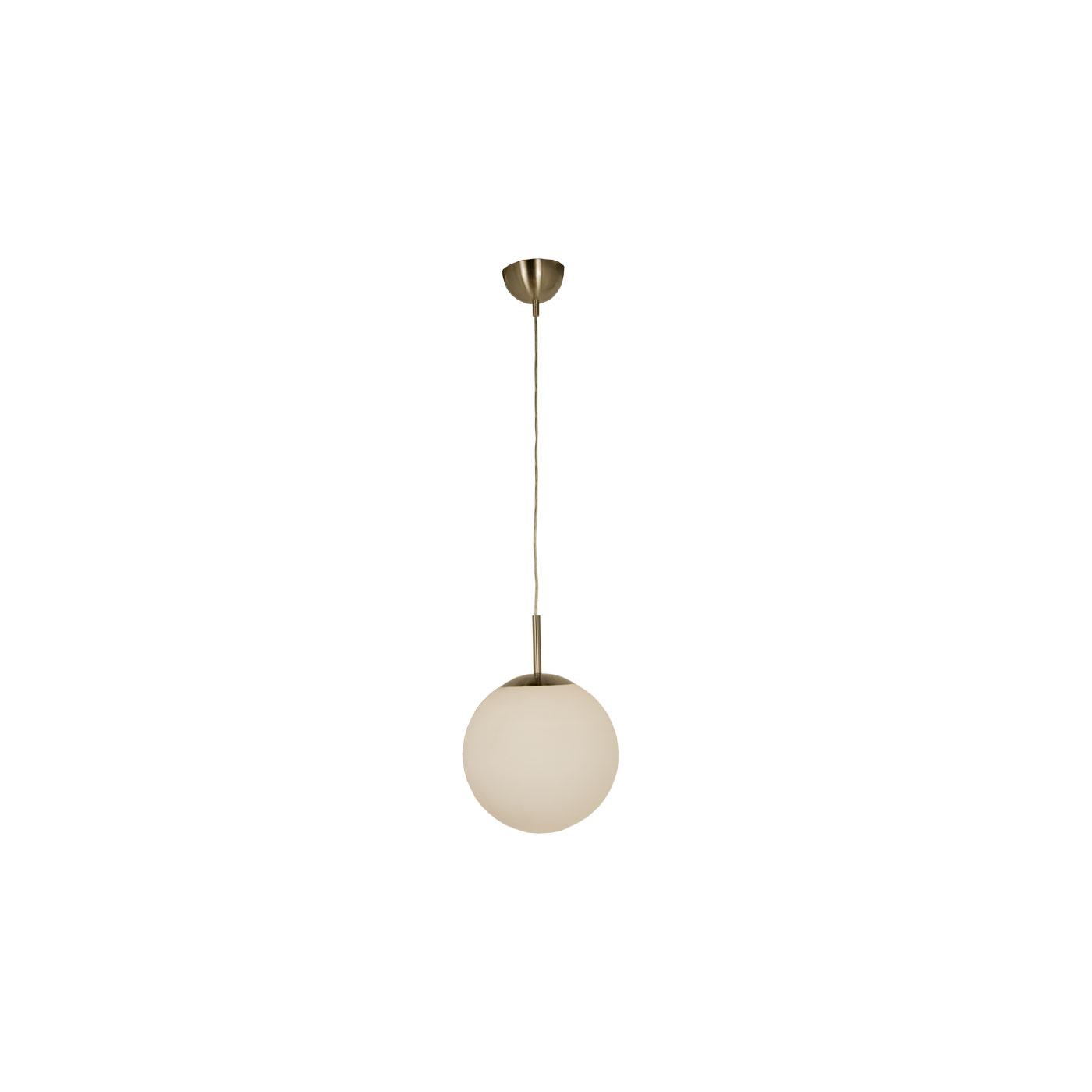 Scan Lamps Opal 30 cm Takpendel Stål