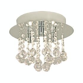 Scan Lamps Madelene 65266 Plafond Klar-krom