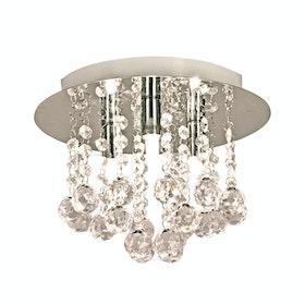 Scan Lamps Madelene 66229 Plafond Klar-krom