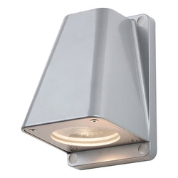 Bellalite Wallyx Utelampa Vägg Silver-grå