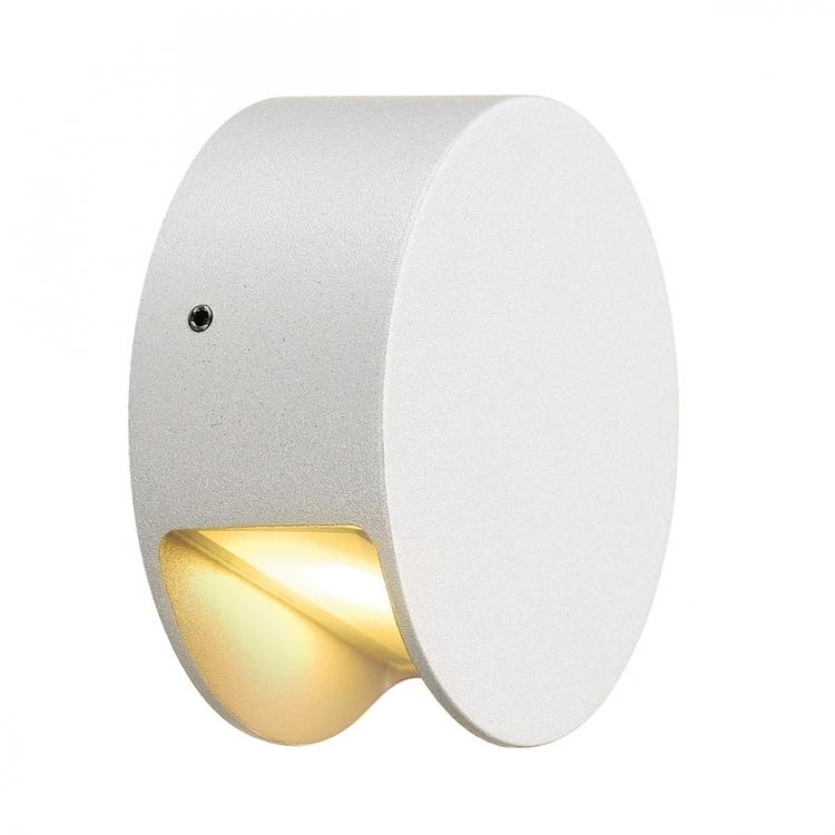 Bellalite Pema Utelampa Vägg LED Vit