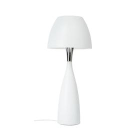 Belid Anemon B4205 Stor Bordslampa Mattvit