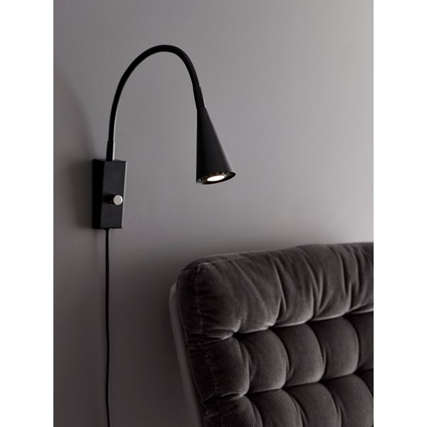Belid Ledro V5291 Vägglampa LED Mattvit