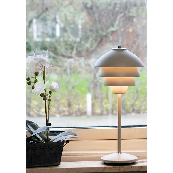 Belid Valencia B4211 Bordslampa Mattvit