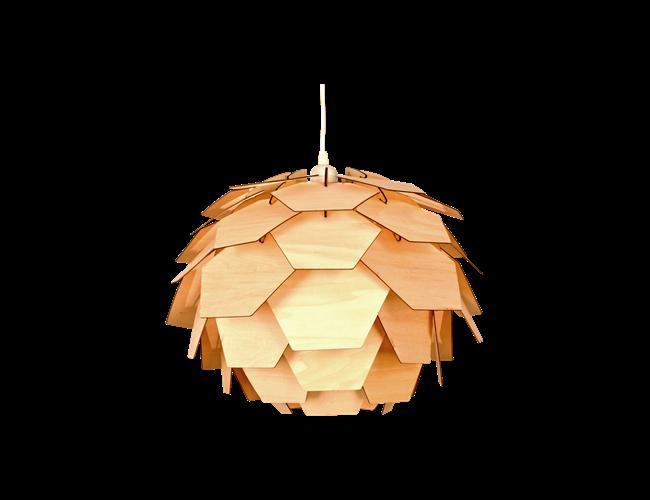 Aneta Carpatica Takpendel Natur trä