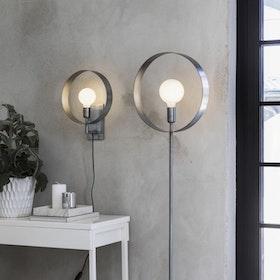 PR Home Atmosphere Golvlampa Silver