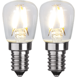 LED-Lampa E14 2-Pack Filament 110lm 352-41