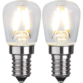 LED-Lampa E14 2-Pack Filament 352-41