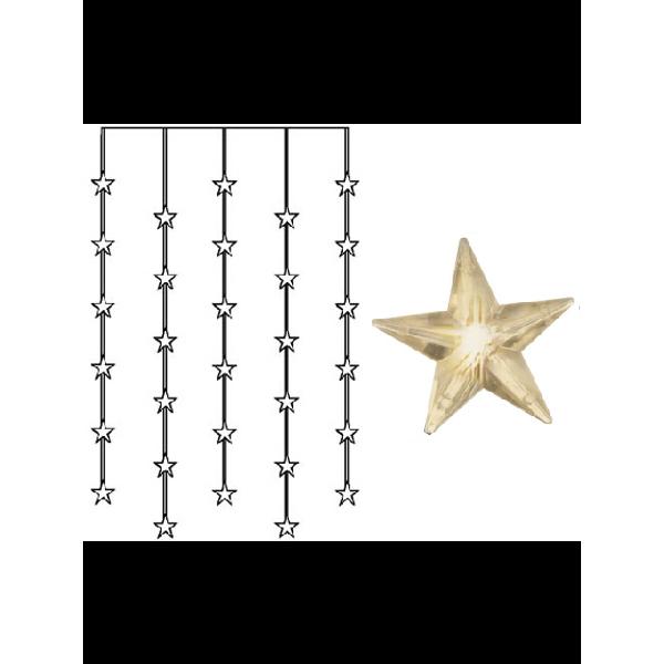 StarTrading Ljusgardin 2006-74-1