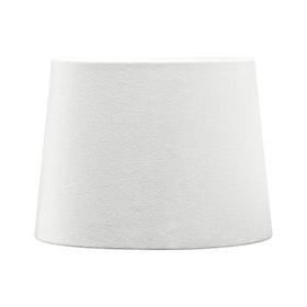 PR Home Sofia 20cm Lampskärm Sammet Vit