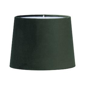 PR Home Sofia 20cm Lampskärm Sammet Smaragd