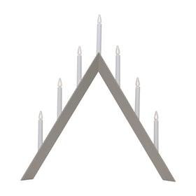 StarTrading Arrow Adventsljusstake Beige