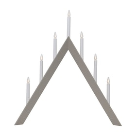 StarTrading Arrow Adventsljusstake Beige
