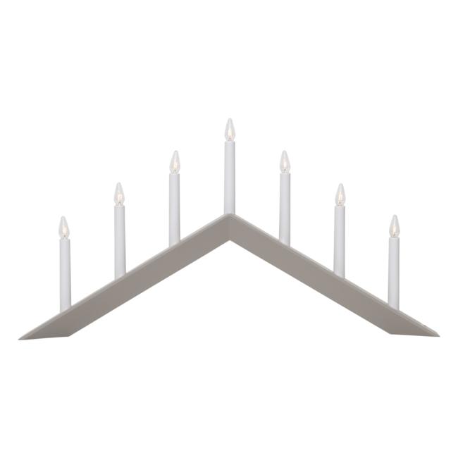 StarTrading Arrow Ljusstake Beige