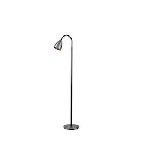 Belid Trotsig G3175 Golvlampa LED Oxidgrå