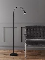 Belid Ledro G3391 Golvlampa LED Mattsvart