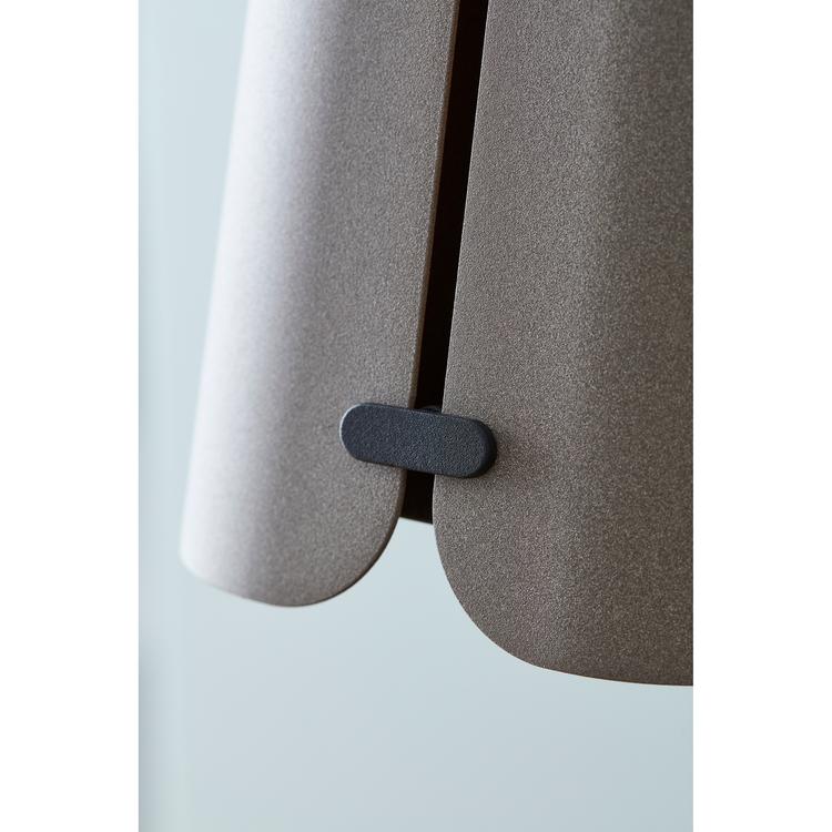 Belid Fold T1433 Takpendel Antracit/Sandstr