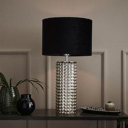 Markslöjd Proud Bordslampa Silver/Svart
