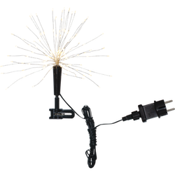StarTrading Julgransbelysning Toppstjärna Firework LED Utomhus