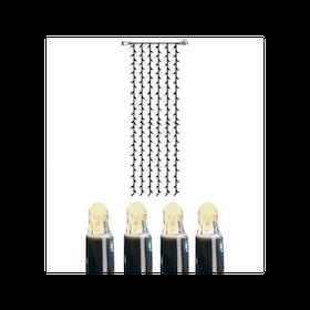 Ljusgardin 1x4m Extra System LED 465-56-14